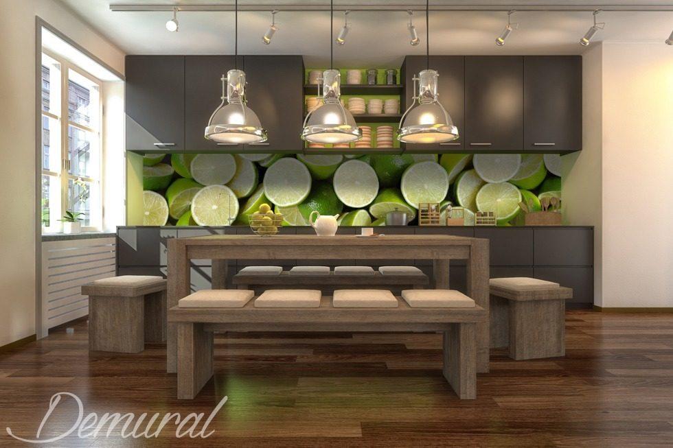 Diseño de interiores, inspiraciones de fotomurales, página 11 ...