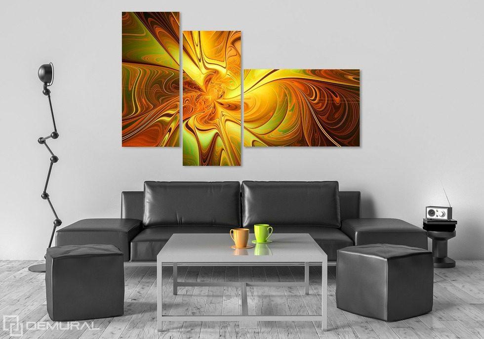 Diseño de interiores, inspiraciones de cuadros   demural