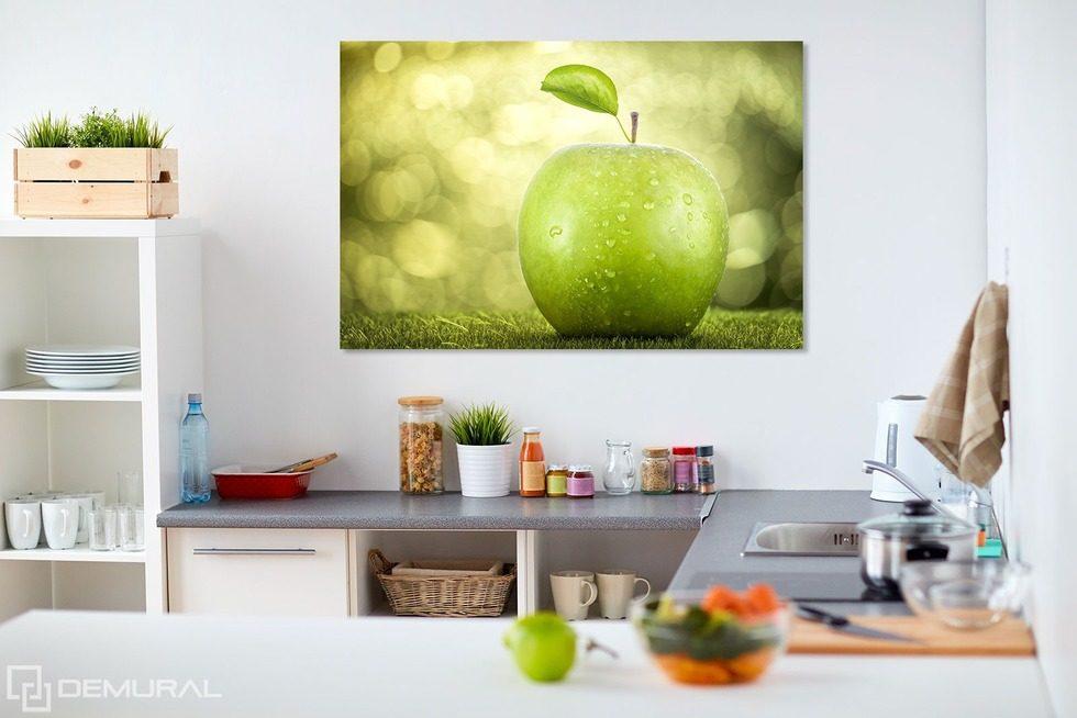 La naturaleza con fruta cuadros para la cocina cuadros - Cuadros para la cocina ...
